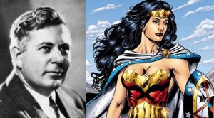 Inventor of DISC...and Wonder Woman